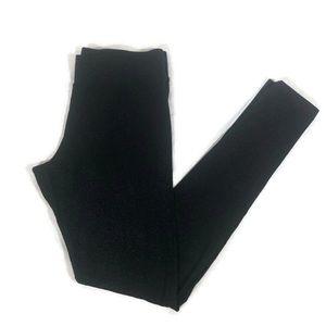 Mossimo Leggings in Black and Blue Medium